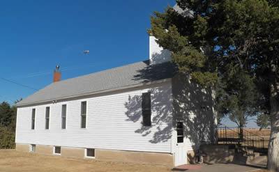 Evergreen Union Church