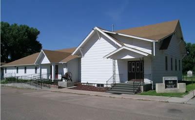 Hamlet Union Church