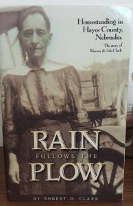 Rain Follows The Plow Book